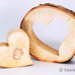 Baumscheibe Herz